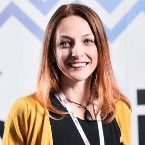 Jelena Radovanovic - predavaci na kursu za instruktore joge - Marketing