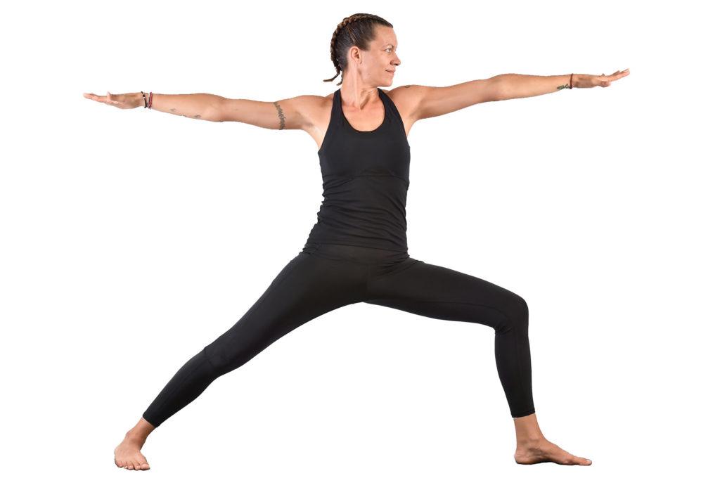 Marica Papalouka - instruktorka joge i predavač na kursu za instruktore joge na Kipru